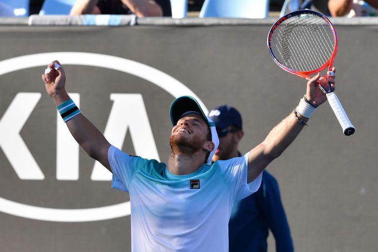 Schwartzman no para: ganó y jugará contra Nadal en octavos de Australia