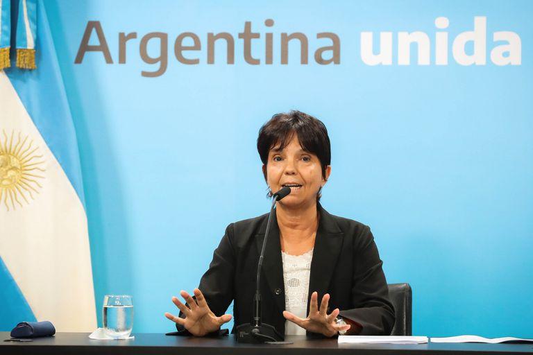 El Gobierno renovó el mandato en la Administración Federal de Ingresos Públicos (AFIP) de Mercedes Marcó del Pont