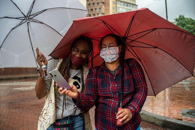 Coronavirus. Fotógrafos latinoamericanos se unieron para retratar la pandemia