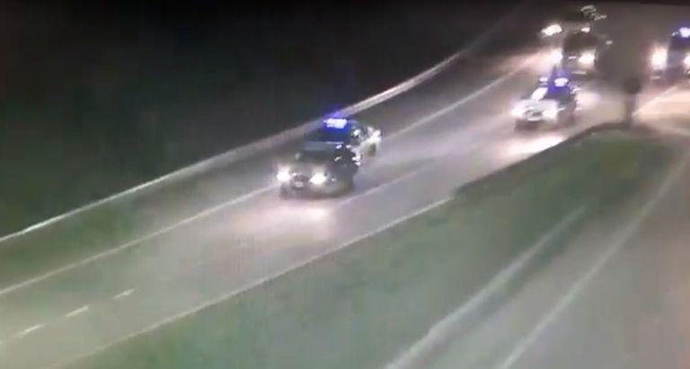 Todo comenzó cuando el conductor, de 33 años, eludió un control en Tres de Febrero; en 2018 había sido descubierto al volante de un auto con un registro apócrifo