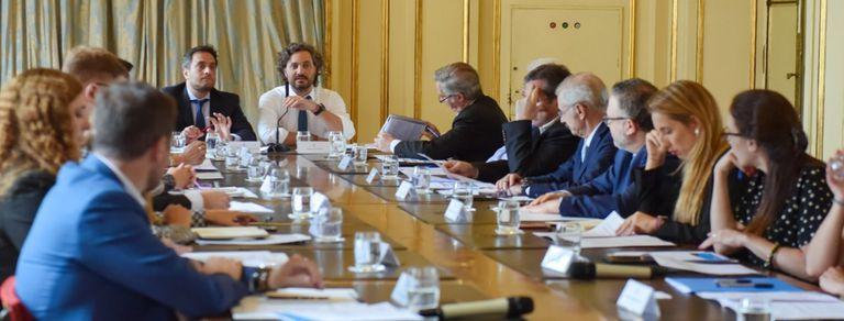 Compromisos tras la primera reunión del Gabinete Nacional de Cambio Climático