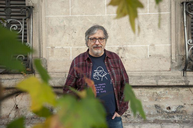 """La mejor enemiga de Sergio Olguín: """"Pongo en Verónica Rosenthal todas mis fantasías"""""""