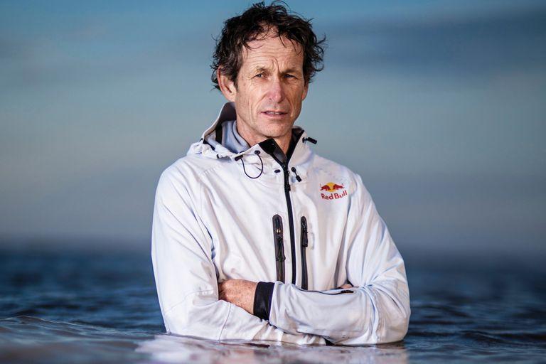 Batallador en la vida y sobre el agua, a los 58 años, el regatista campeón olímpico en 2016 acaba de publicar un libro con su experiencia de vida. Aquí cuenta qué lo motiva a seguir con la ambición intacta