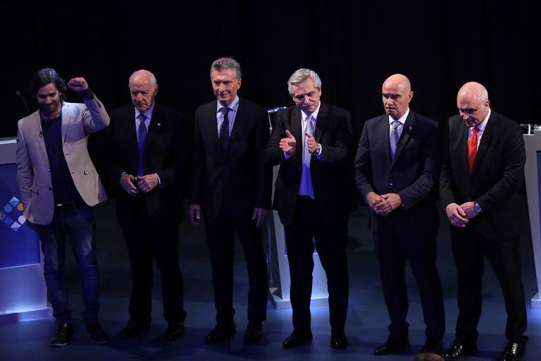 Con Mauricio Macri a la ofensiva, el eje de la corrupción dominó el debate