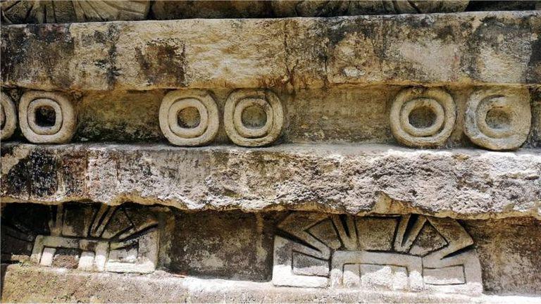 Los mayas dejaron una asombrosa cantidad de arquitectura y obras de arte