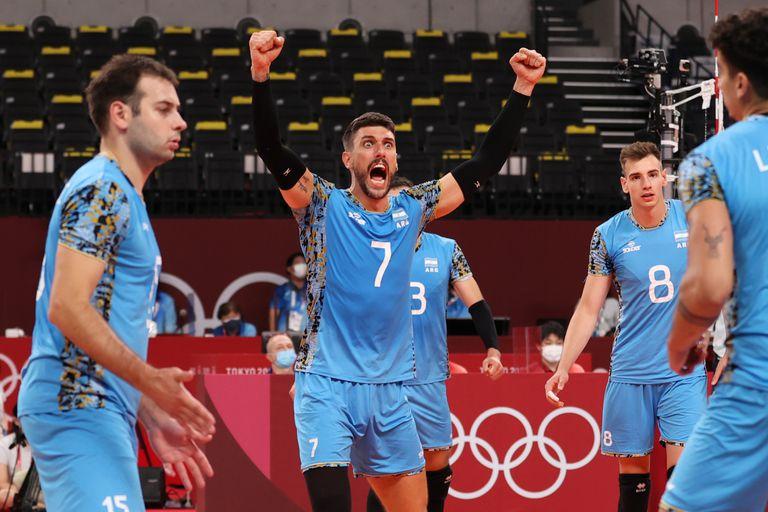Leonas, básquet y voleibol: día y hora de los partidos de los tres equipos que todavía van por una medalla