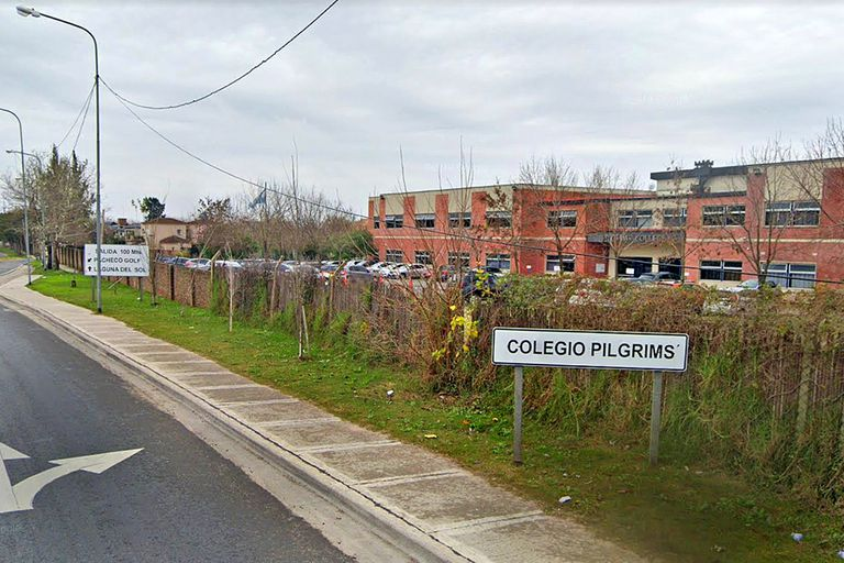 El colegio Pilgrims en la localidad de General Pacheco