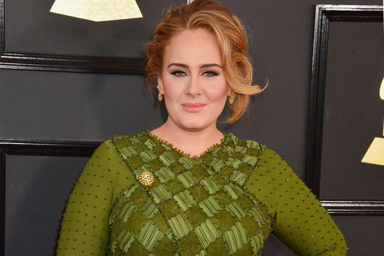 Adele celebró sus 33 años con unas fotos al natural en Instagram