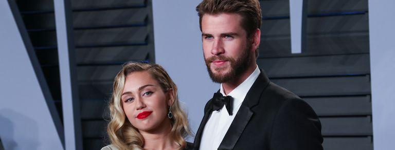 Miley Cyrus y Liam Hemsworth: un amor intermitente que se coronó con una boda