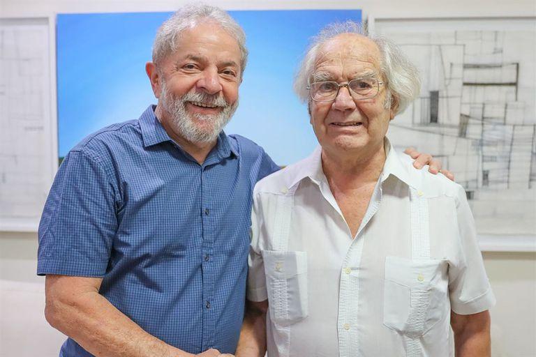 Pérez Esquivel quiso visitar a Lula da Silva y no lo dejaron entrar
