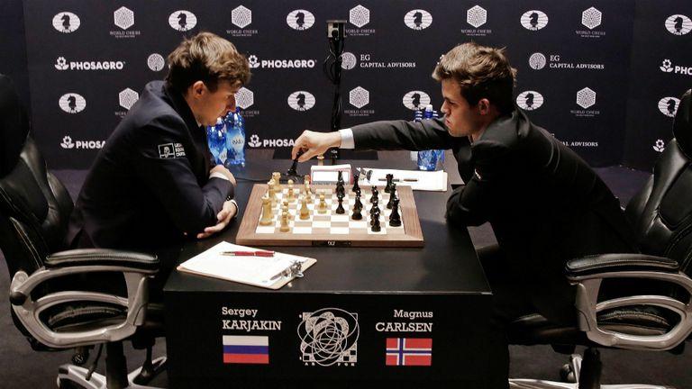 Karjakin y Carlsen no se sacaron ventaja en la tercera partida