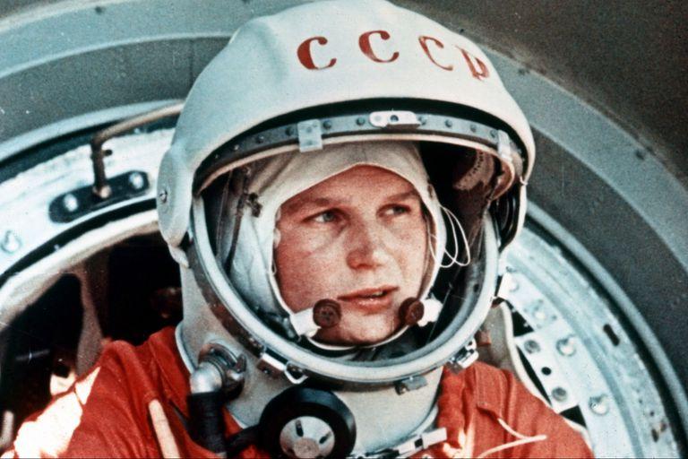 Valentina Tereshkova, la primera mujer astronauta en viajar al espacio