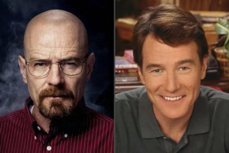Walter White se habría cambiado la identidad para pasar a ser Hal, el padre de familia de la serie Malcolm, según las teorías que circulan