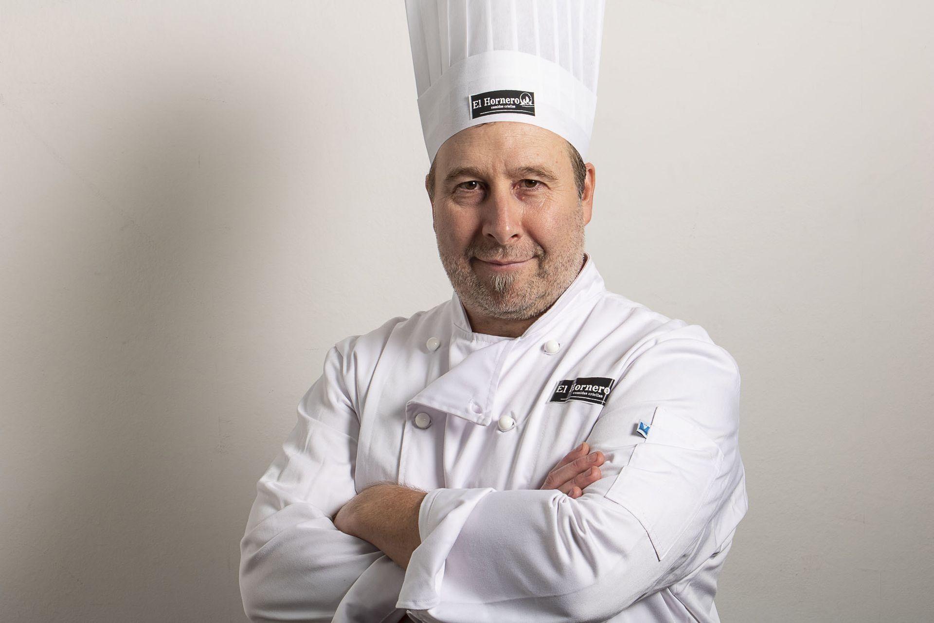 Alan Del Águila ofrece sus platos en El Hornero De San Telmo y The Market Burger