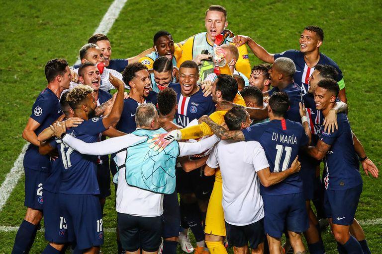 PSG se impuso por 3-0 a Leipzig y llegó a la final de la Champions League por primera vez en su historia