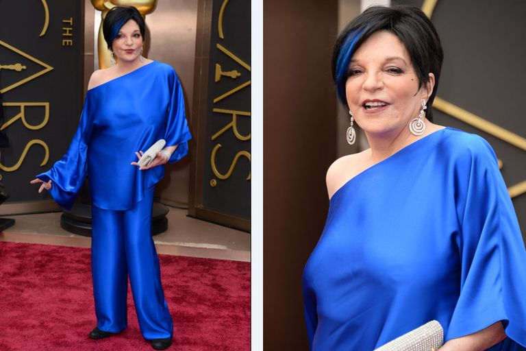 ¿Desastre o acierto?El eléctrico look de Liza Minnelli en los premios Oscar 201