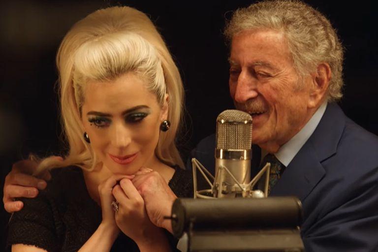 Las lágrimas de Lady Gaga en el nuevo video junto a Tony Bennett