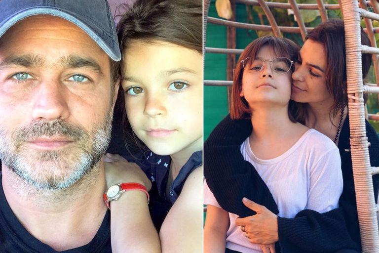 Muna: el mensaje de Gastón Pauls y Agustina Cherri por el cumple de su hija