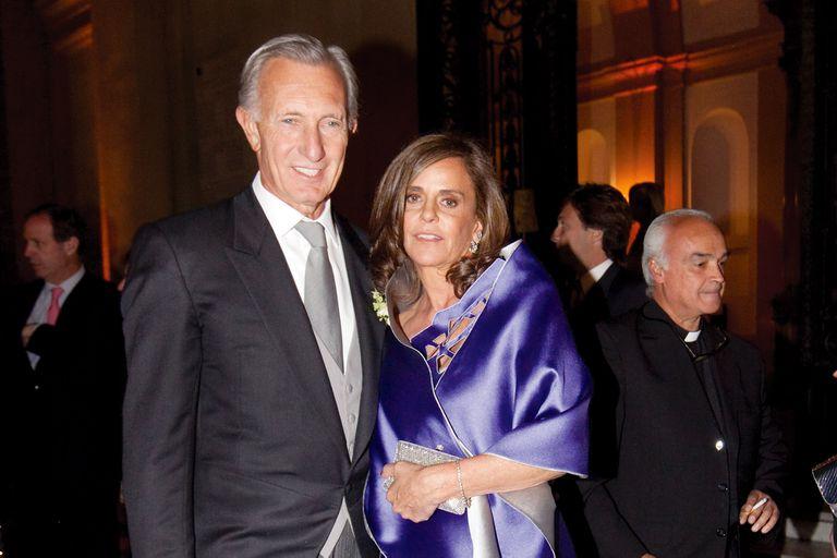 El empresario Jorge Neuss asesinó a su esposa Silvia Saravia y se sucidió