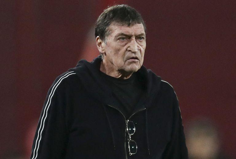 Luego de la clasificación Julio César Falcioni tendrá el foco puesto en la semifinal de la Copa de la Liga frente a Colón el próximo lunes