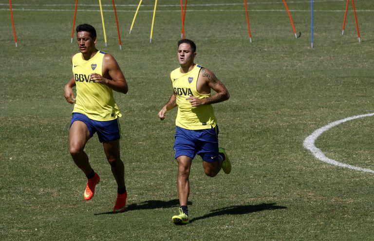 Chiqui Pérez analiza su futuro en Boca o Belgrano