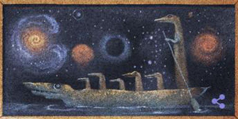 El doodle de hoy. Foto: Captura de pantalla / Google