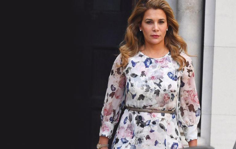 Princesa fugitiva. El rey de Jordania socorre a su hermana: la nombra embajadora