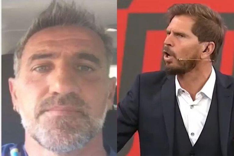 Sebastián Vignolo estalló contra Raúl Cascini