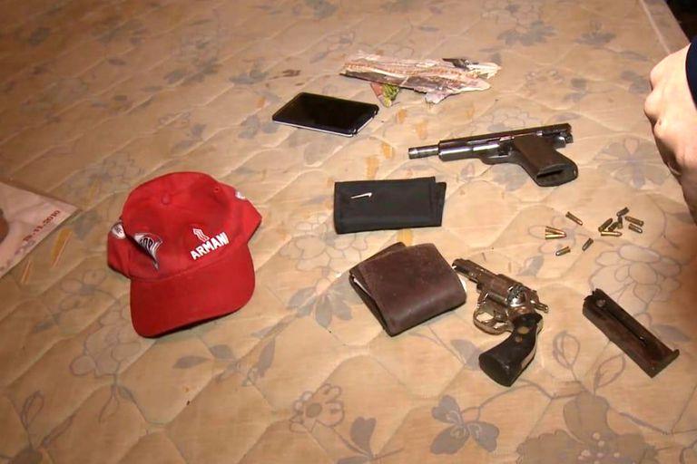 River: detuvieron a 10 barras con armas y drogas que iban a un enfrentamiento