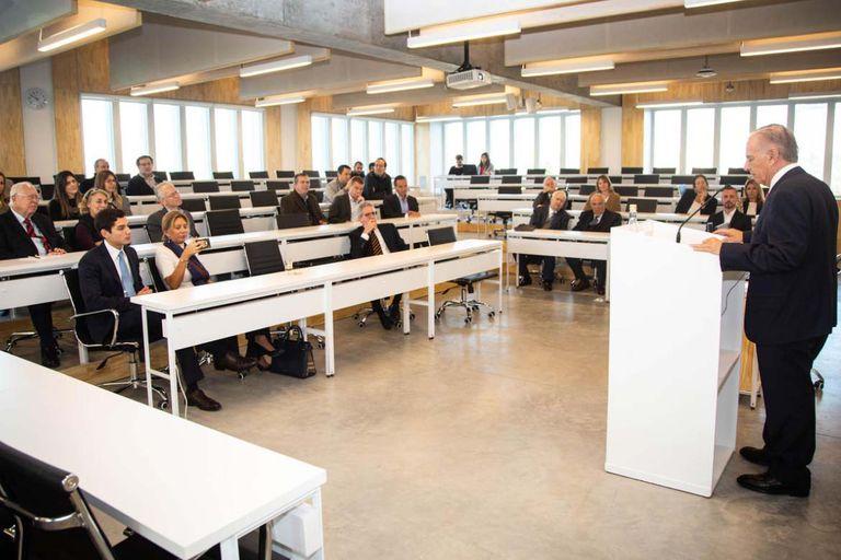 La Universidad Torcuato Di Tella inauguró una nueva aula
