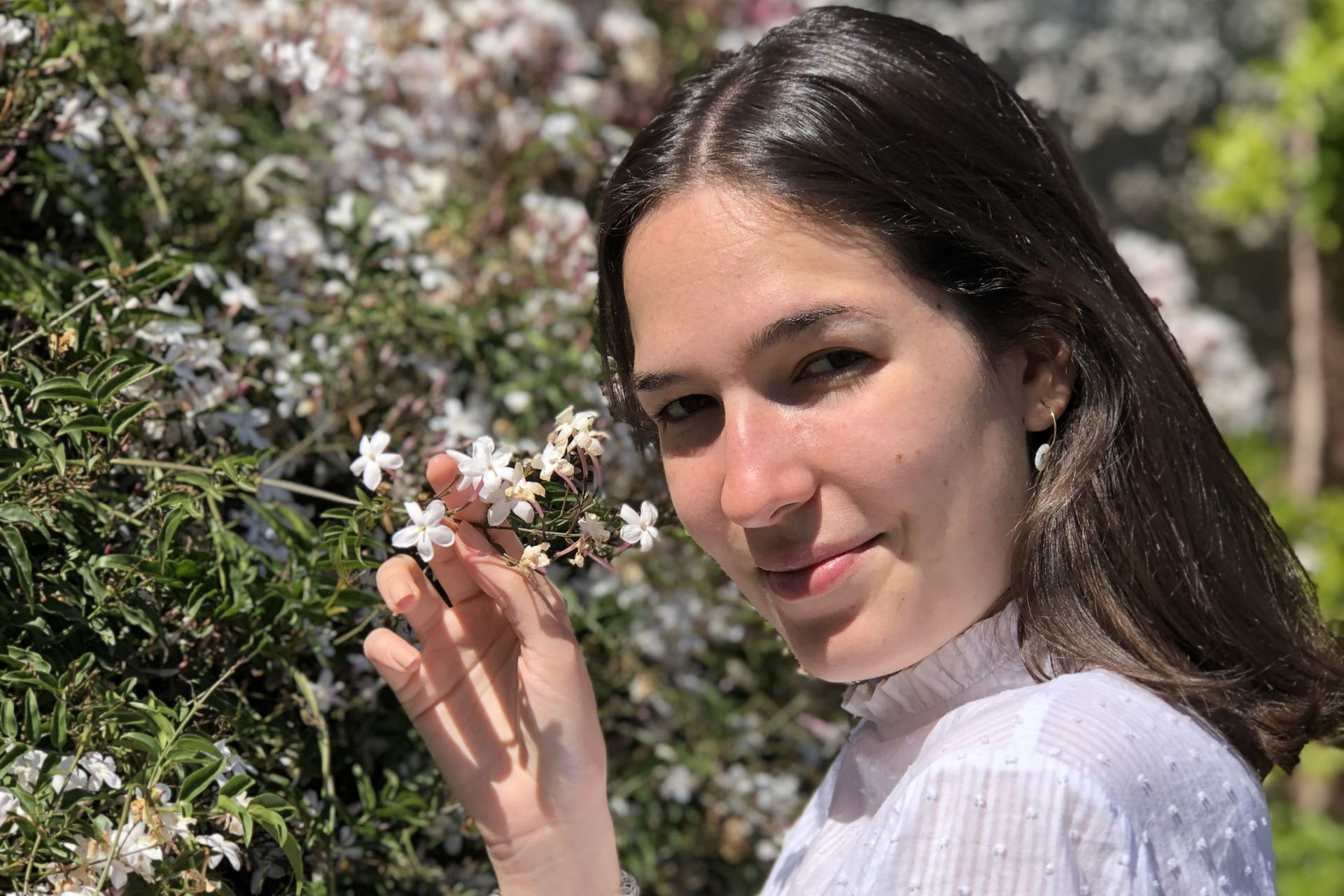 A Emilia le encantaría algún día traer su conocimiento a la Argentina y crear una marca de perfumería inspirada en la diversidad del país.