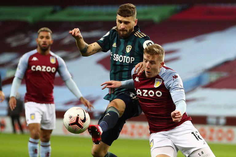 Aston Villa-Leeds, un partido dinámico por la Premier League