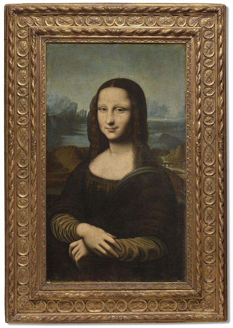 Se vendió por 2,9 millones de euros la Mona Lisa de Hekking