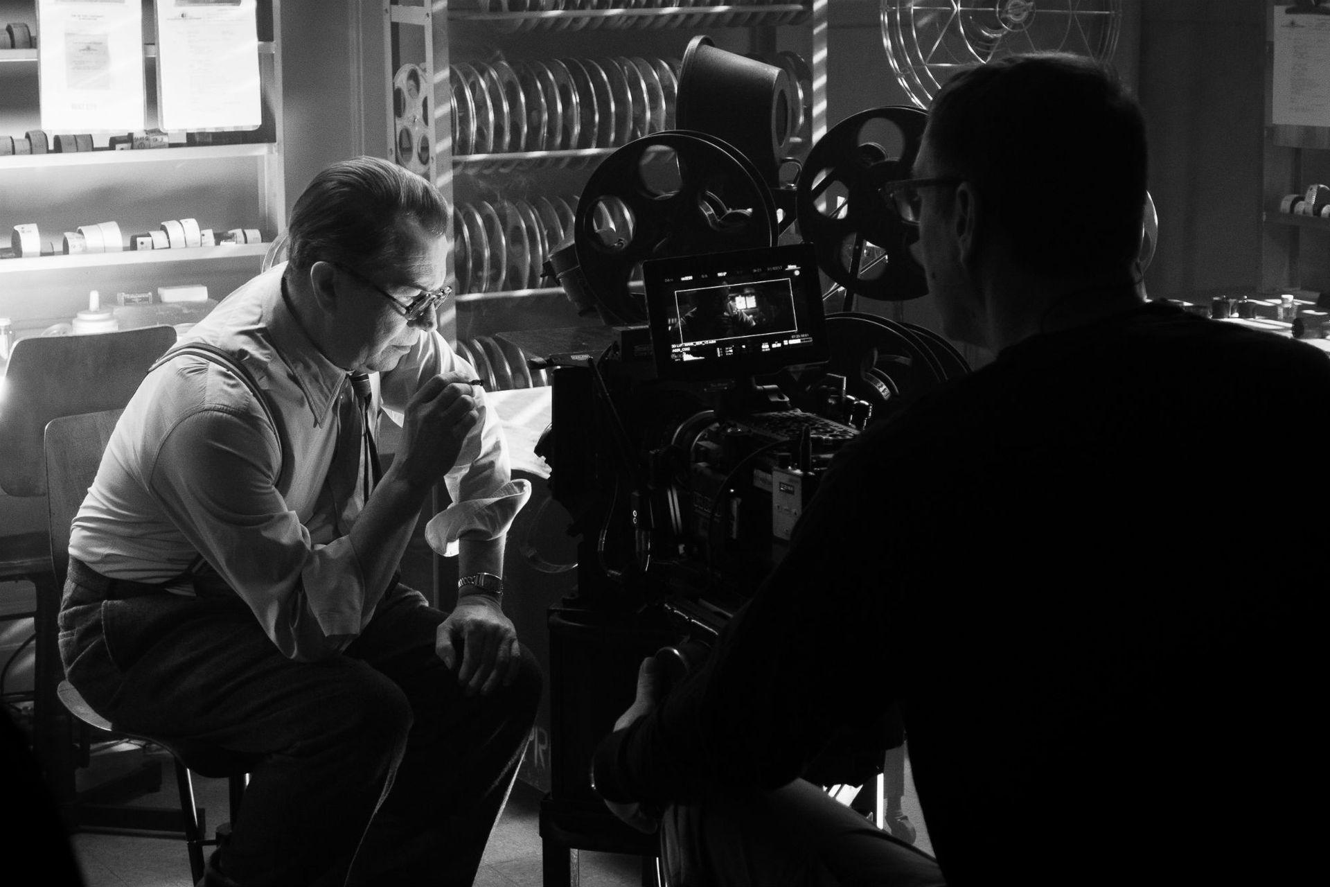 David Fincher volvió al cine tras seis años de ausencia