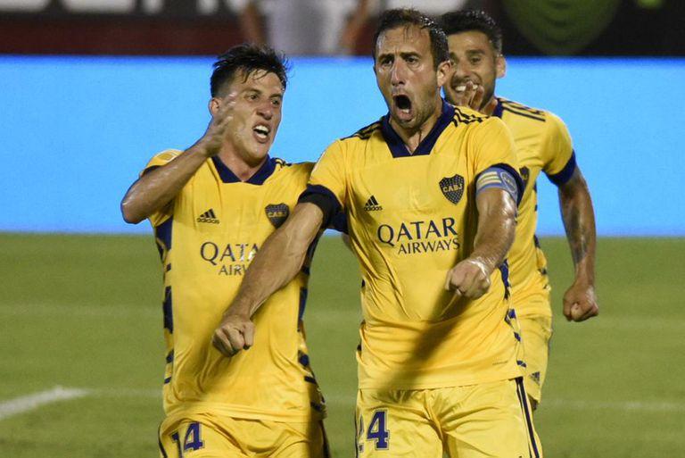 """Carlos Izquierdoz dijo después de la victoria ante Defensores de Belgrano que """"Boca es el que más vende"""""""