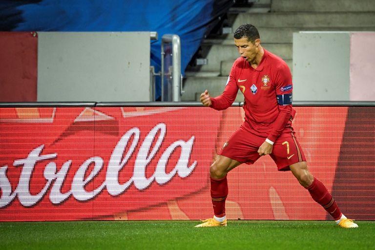 Cristiano Ronaldo alcanzó a Ferenc Puskas y va a la caza de Pelé