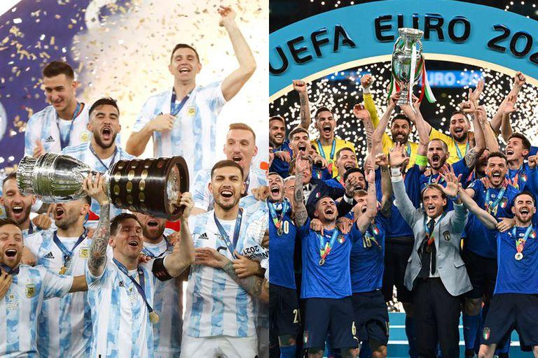 Se confirmó el partido entre Argentina e Italia: fecha, posible sede... ¿y un título en juego?