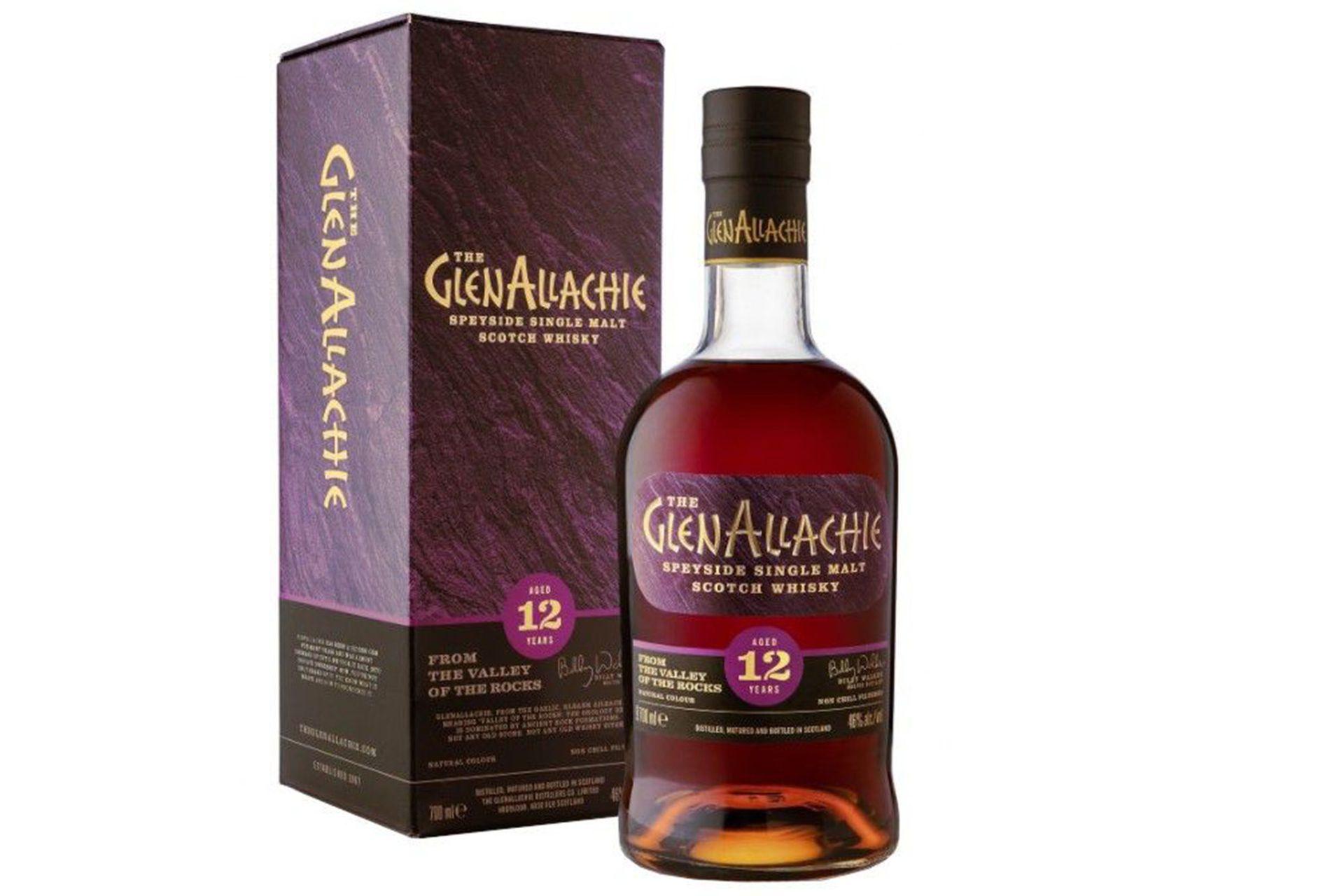El mejor whisky del mundo 2021 es el Glenallachie 10 años; en la tienda del Museo del Whisky se vende a 16.000 pesos la de 12 años