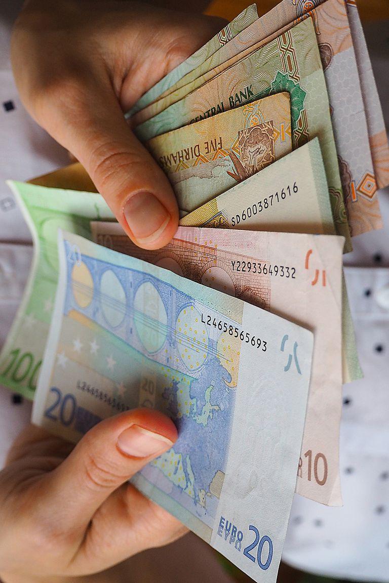 Euro hoy en Argentina: a cuánto cotiza el lunes 4 de octubre