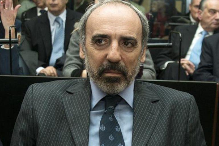 El exjuez Juan José Galeano, quien supo estar a cargo de la investigación del atentado a la AMIA