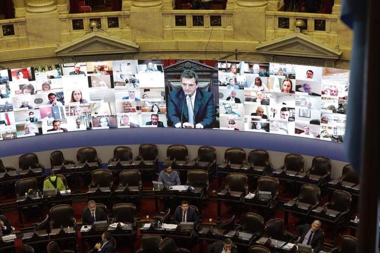Adaptación, continuidad y transformación a un año de la primera sesión virtual del Congreso