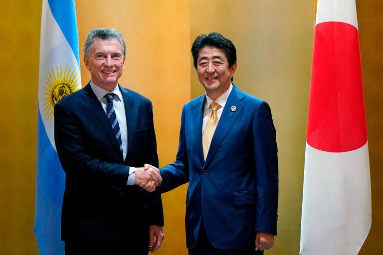 El presidente Macri agradeció la apertura del mercado japonés