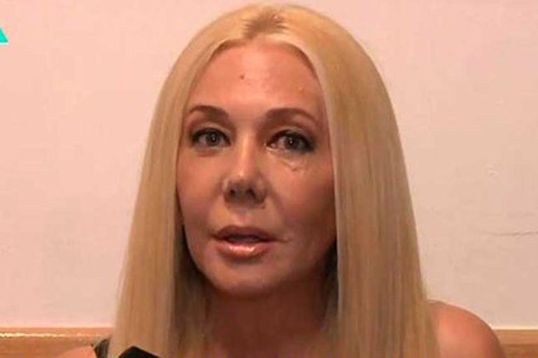 """Mariana Nannis, contra la novia de Claudio Caniggia: """"Largá el Photoshop"""""""