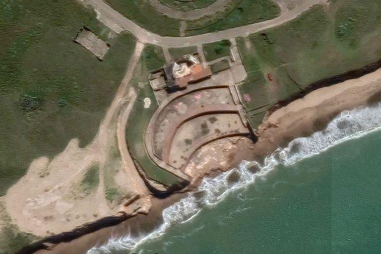 """Las ruinas de El Marquesado, el balneario y country club que en los 70 fue anunciado como el """"negocio más importante y seguro del país"""""""