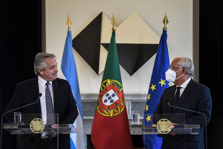 """Gira. Fernández pidió cambiar las """"reglas del sistema financiero internacional"""""""