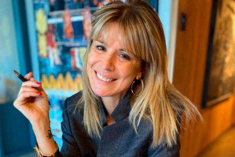 Flavia Palmiero, otras de las figuras confirmadas para la segunda temporada de MasterChef Celebrity