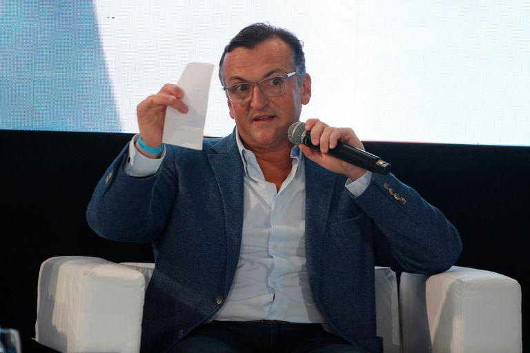 """""""Las regulaciones deben reconocer las nuevas formas de empleo que generan los servicios"""", opinó Martín Migoya, cofundador de Globant"""