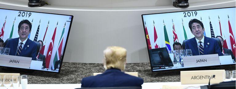 Las mejores fotos del inicio de la Cumbre del G-20