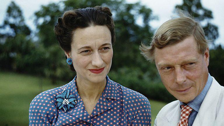 Wallis Simpson: desafió a la realeza y el rey renunció a la corona por su amor