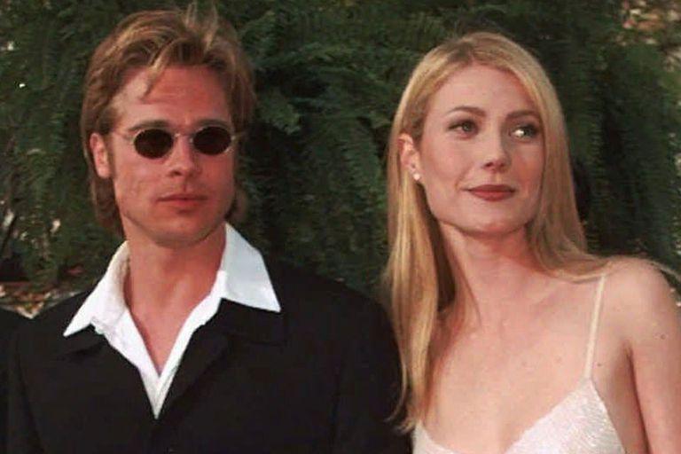 Gwyneth Paltrow, la chica que le dijo no a un matrimonio con Brad Pitt